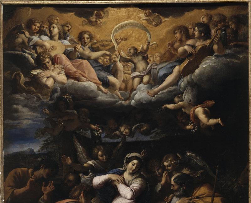 Carrache Annibale (1560-1609). Orléans, musée des Beaux-Arts. Inv1126.