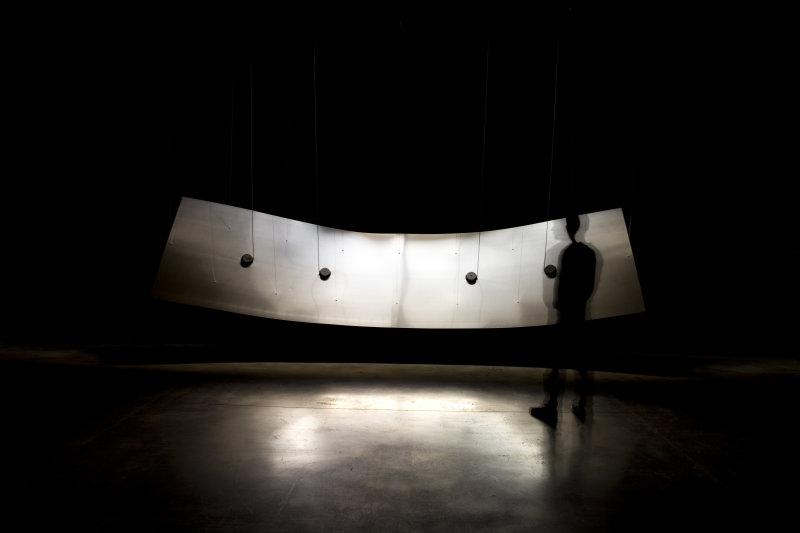 Mathias Isouard, Tensions Dissonantes- Biennale Nemo au Cent Quatre