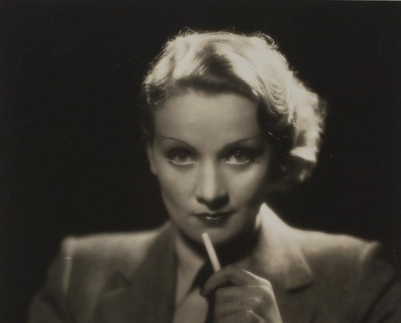 Eugene Richee, Marlene Dietrich, vers 1932, Obsession Marlene, MEP