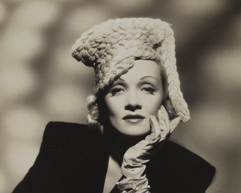 Ray Jones, Marlene Dietrich, Pittsburgh, 1942, Obsession Marlene, MEP