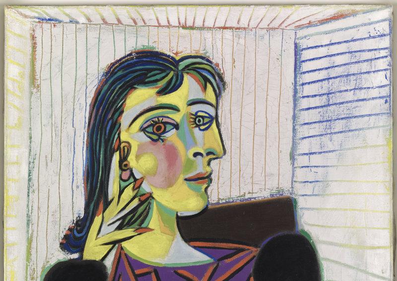 Pablo Picasso, Portrait de Dora Maar, Paris, 1937
