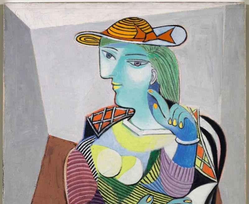 Pablo Picasso, Portrait de Marie-Thérèse, 6 janvier 1937