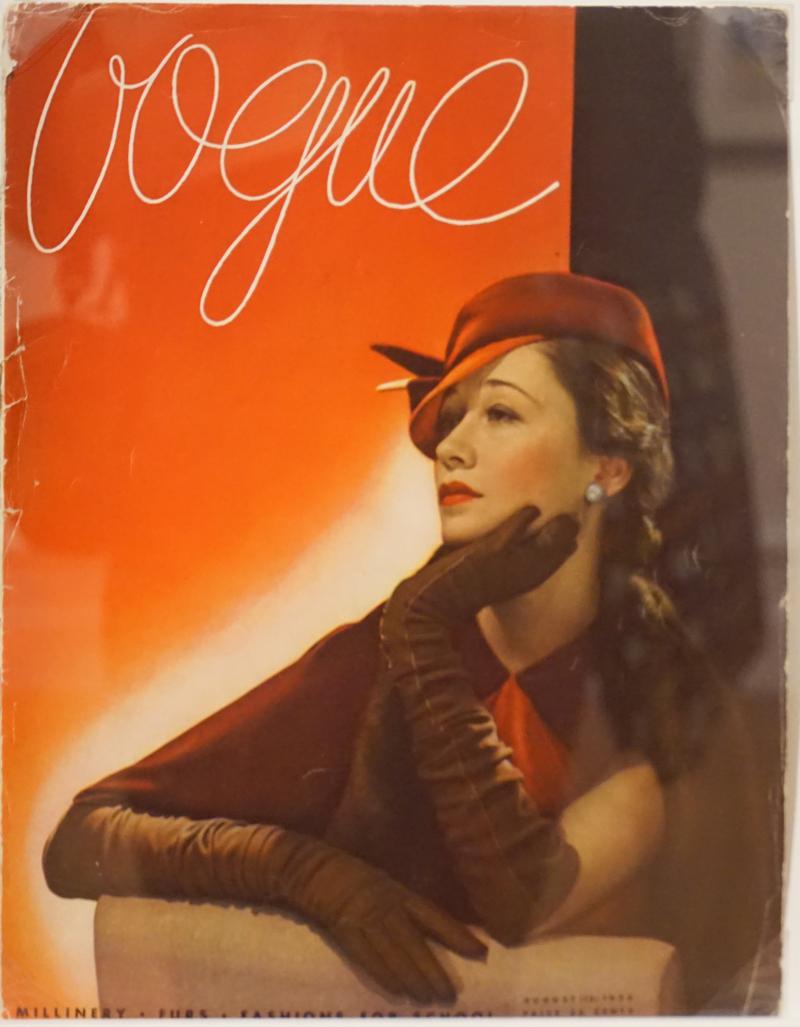 Partie 2 - Vue de l'exposition Le chic français, Images de femmes 1900-1950 au Palais Lumière Evian