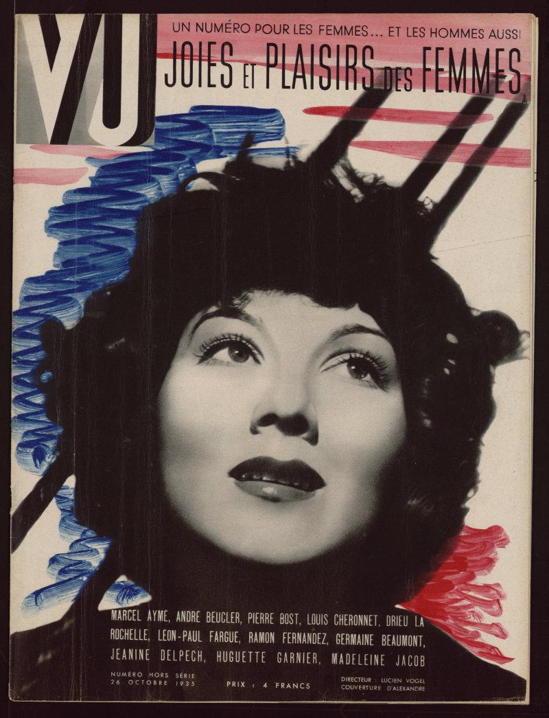 Partie 3 - Vue de l'exposition Le chic français, Images de femmes 1900-1950 au Palais Lumière Evian