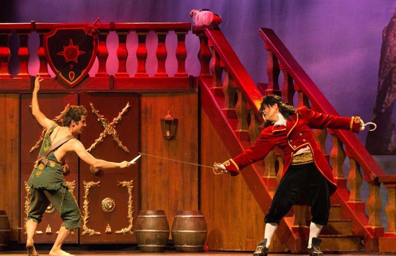 Peter Pan au Théâtre Bobino