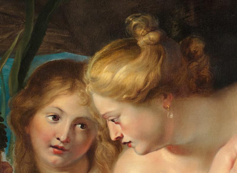 Peter Paul Rubens, The Four Rivers of Paradise, Rubens, le pouvoir de la transformation, Kunsthistorisches Museum, Vienne