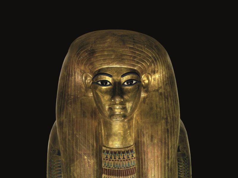 Sarcophage de Touya, Vallée des Rois, tombe de Youya et Touya, Le Caire © Laboratoriorosso Srl bis