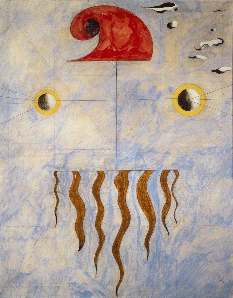 Tete-de-paysan- © Successió Miró Adagp, Paris, 2018Photo Successió Miró Archivecatalan