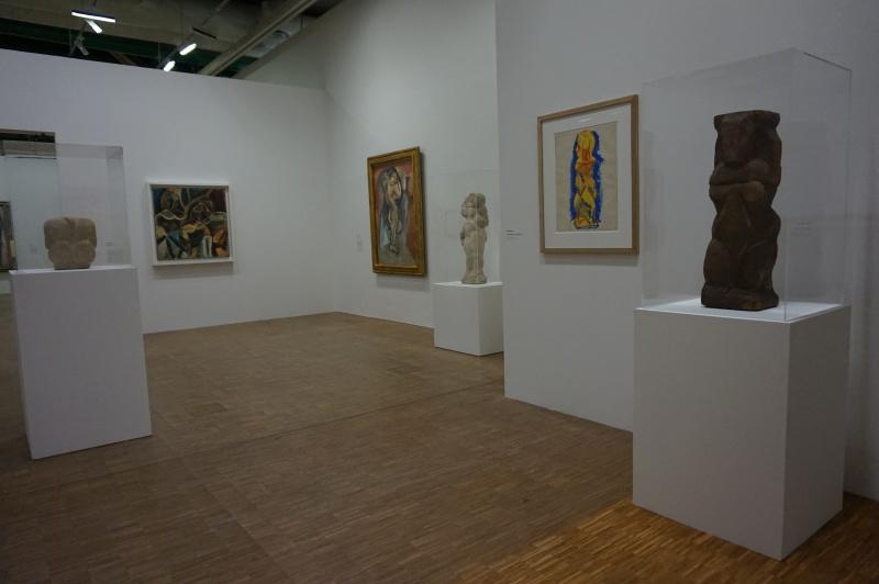 Vue de l'exposition Cubisme - Pompidou (17)