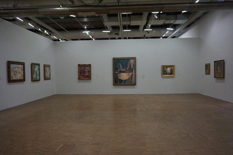 Vue de l'exposition Cubisme - Pompidou (18)