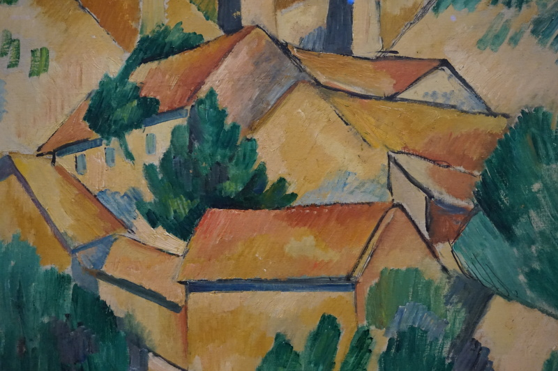Vue de l'exposition Cubisme - Pompidou (21)