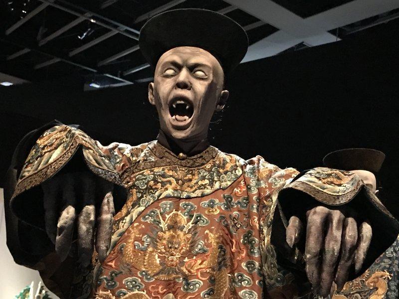 Vue de l'exposition Enfers et fantômes d'Asie - Musée du Quai Branly - Jacques Chirac (3)