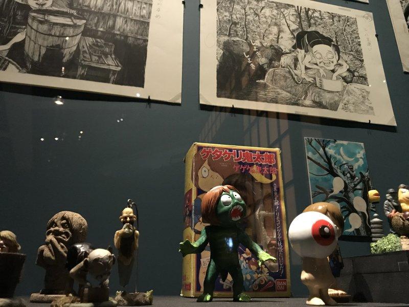 Vue de l'exposition Enfers et fantômes d'Asie - Musée du Quai Branly - Jacques Chirac (36)