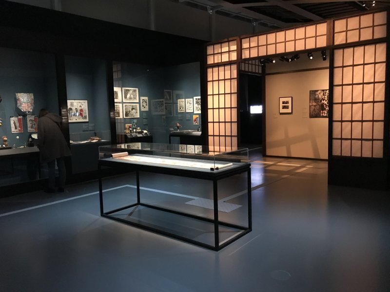 Vue de l'exposition Enfers et fantômes d'Asie - Musée du Quai Branly - Jacques Chirac (39)
