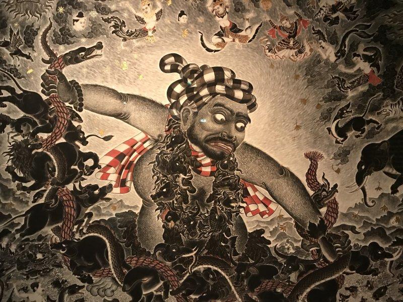 Vue de l'exposition Enfers et fantômes d'Asie - Musée du Quai Branly - Jacques Chirac (50)