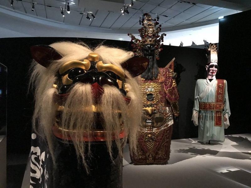 Vue de l'exposition Enfers et fantômes d'Asie - Musée du Quai Branly - Jacques Chirac (9)