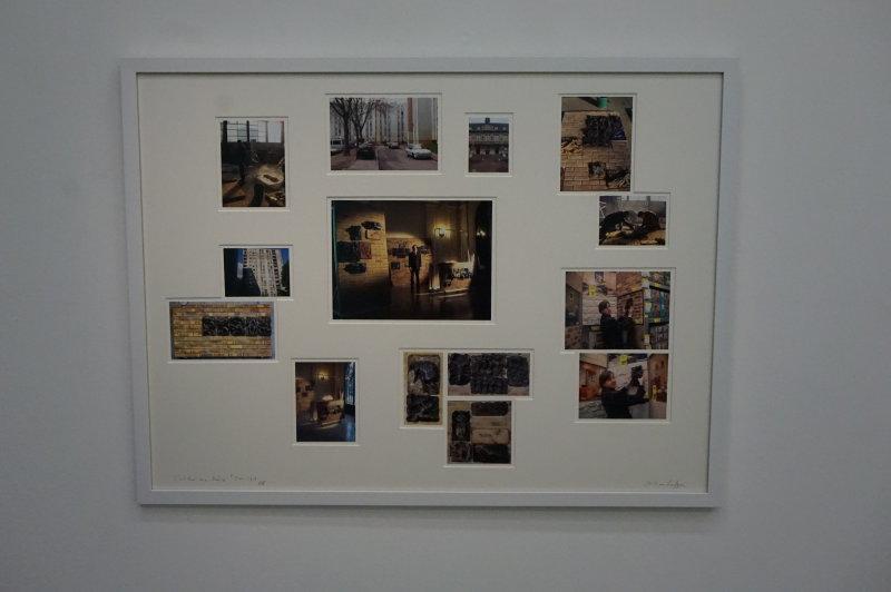 Vue de l'exposition Johan Creten à la galerie Perrotin (26)
