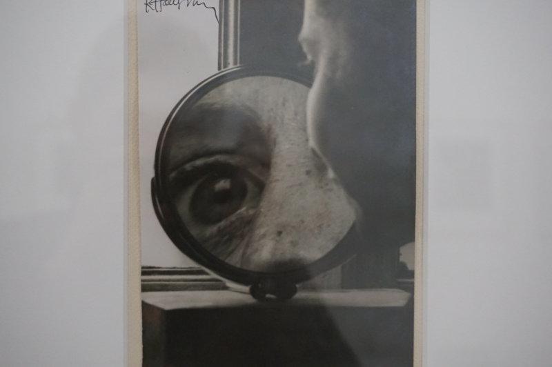 Vue de l'exposition Raoul Hausmann - Jeu de Paume (15)