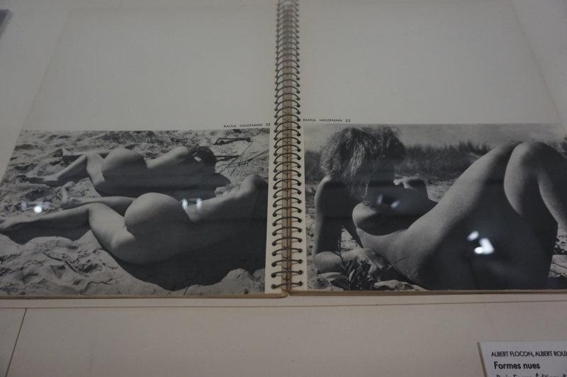 Vue de l'exposition Raoul Hausmann - Jeu de Paume (30)