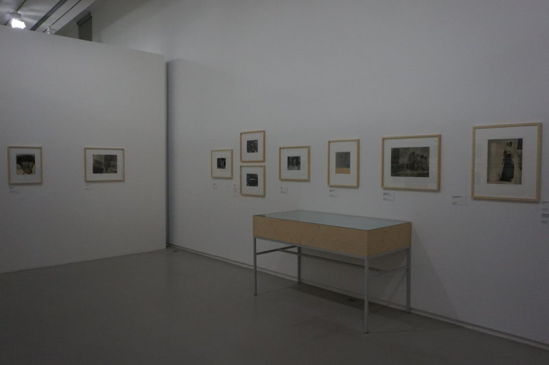 Vue de l'exposition Raoul Hausmann - Jeu de Paume (46)