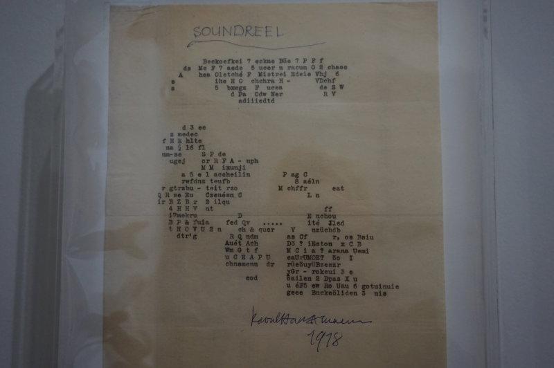 Vue de l'exposition Raoul Hausmann - Jeu de Paume (7)