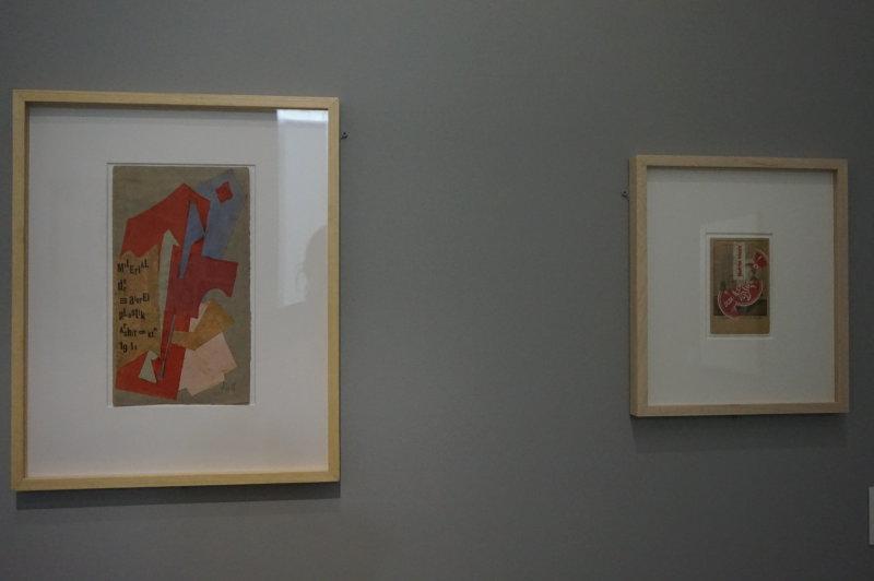 Vue de l'exposition Raoul Hausmann - Jeu de Paume (8)