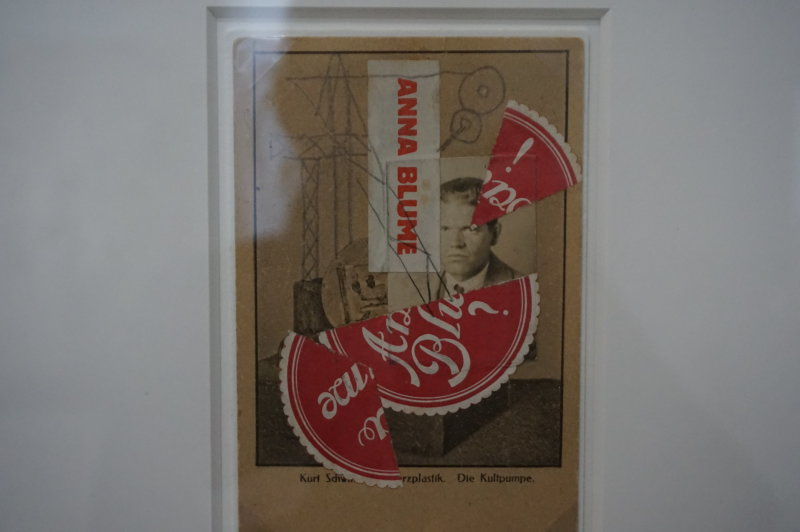 Vue de l'exposition Raoul Hausmann - Jeu de Paume (9)
