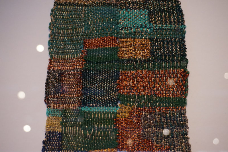 Vue de l'exposition Sheila Hicks, Lignes de vie - Centre Pompidou (39)