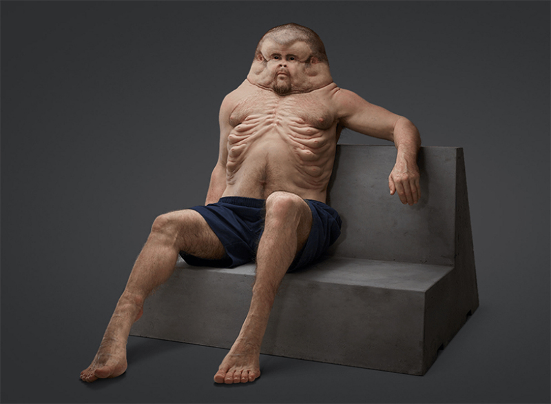 patricia piccinini, graham, expo in the city