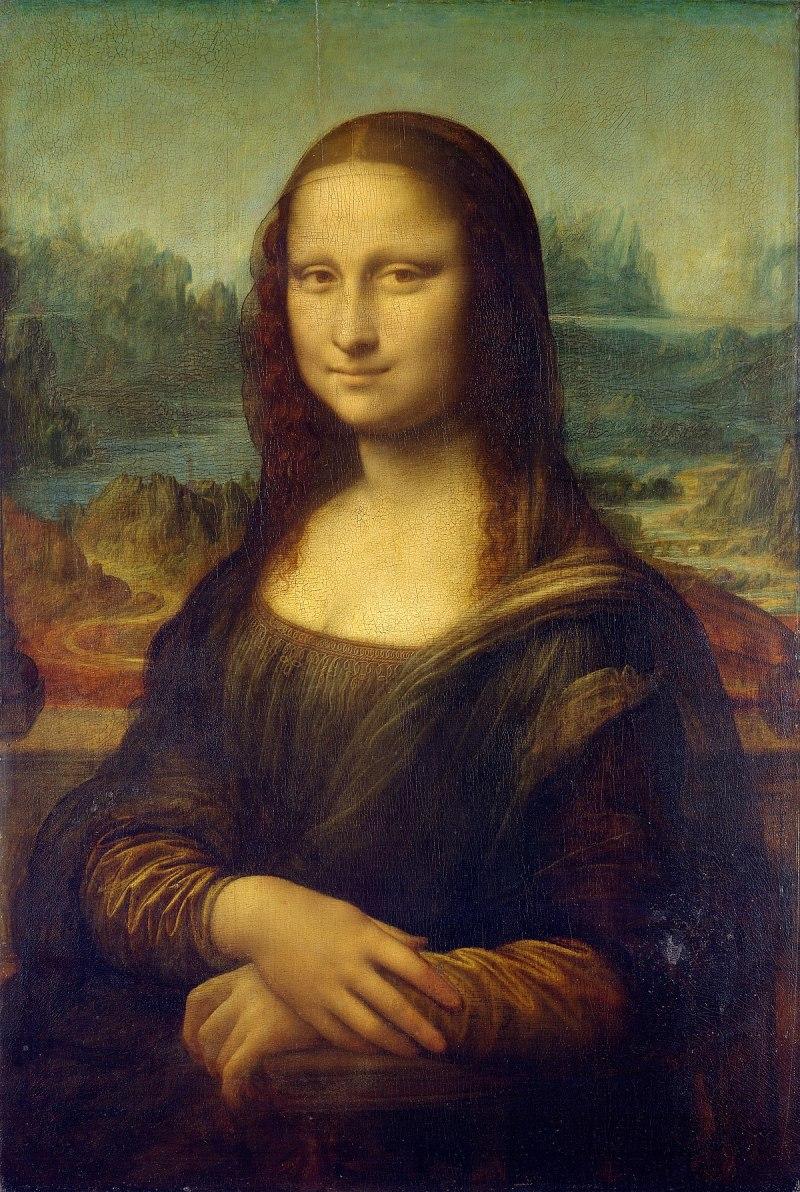 Léonard de Vinci, La Joconde, 1503 - Exposition Léonard de Vinci au Musée du Louvre