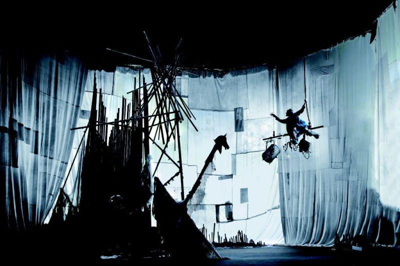Raoul - James Thierrée au 13ème art