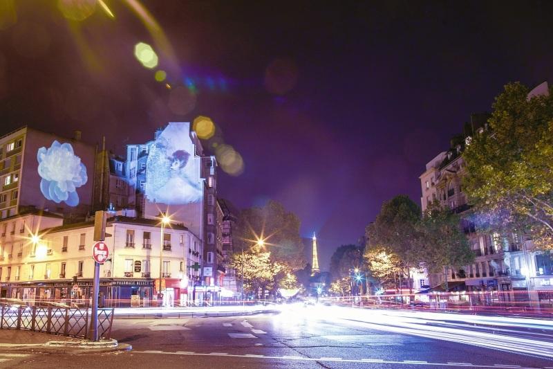 © Éléphant Paname - © Julien Nonnon