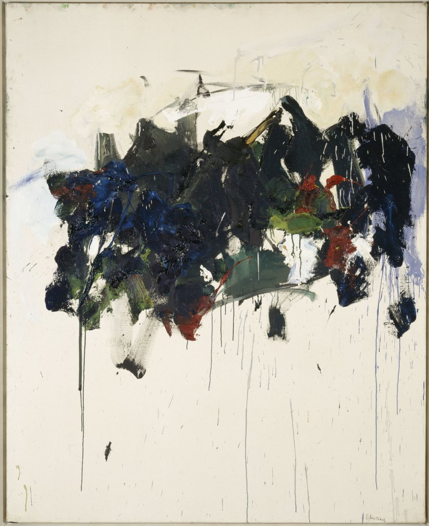 03. Nympheas. Joan Mitchell, 1964