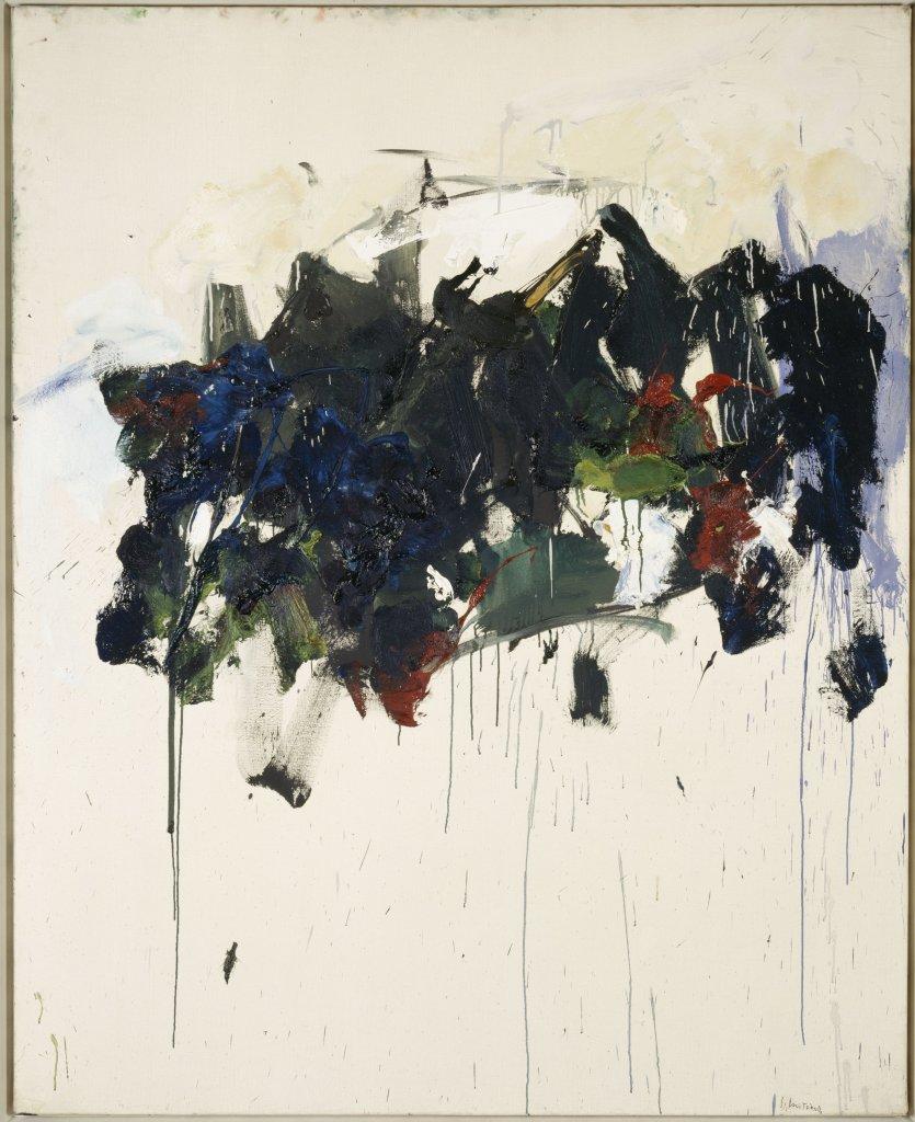 03. Nympheas. Joan Mitchell, 1964