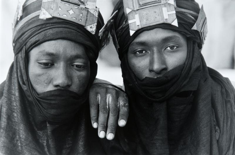 Exposition touaregs photo