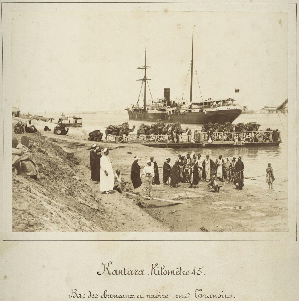 Hippolyte Arnoux, Kantara. Kilomètre 45, seconde moitié du XIXe siècle