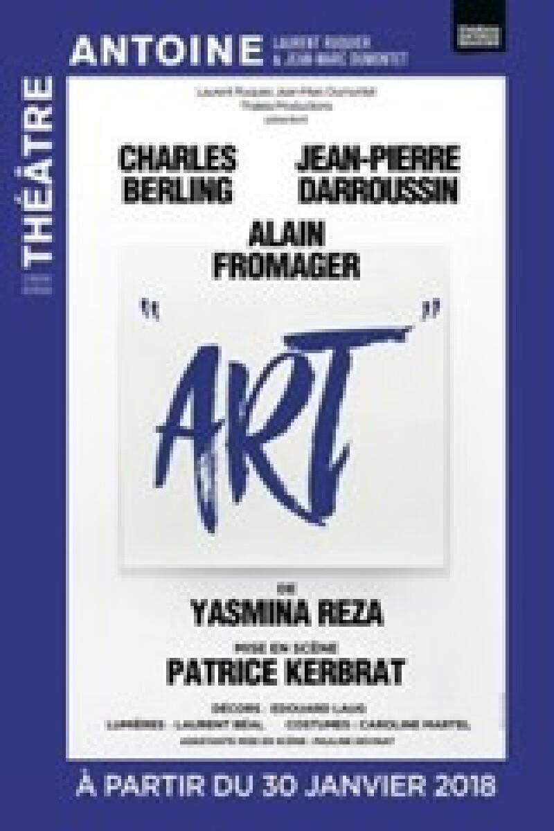 Art - Théâtre SAint Antoine
