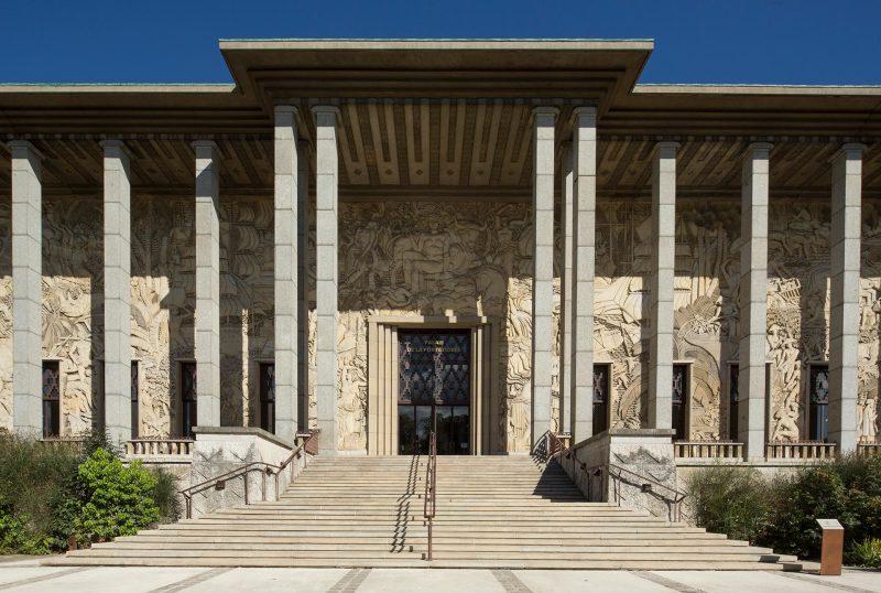 L'Envers du décor © Palais de la Porte Dorée, tous droits réservés.