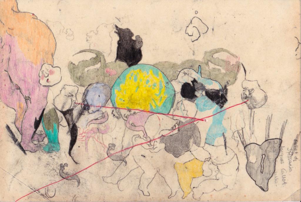 Cat Roissetter, Nurseru Figurines II, 2017