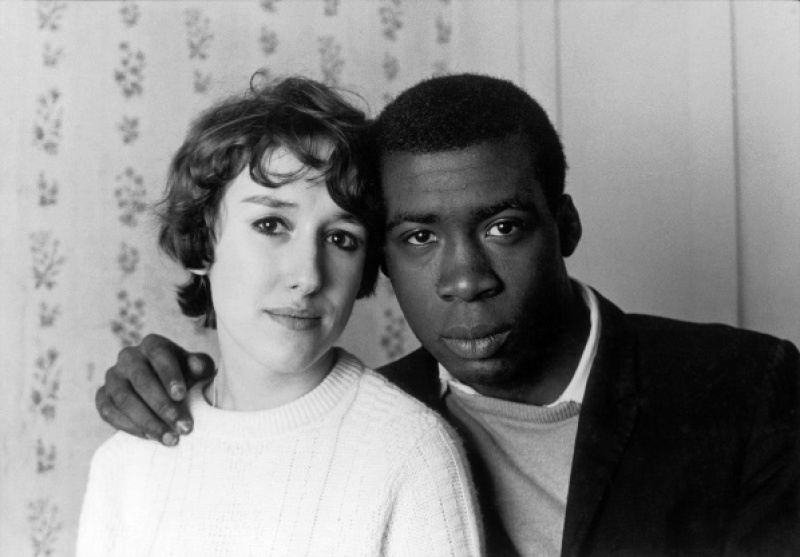 Charlie Phillips, Notting Hill Couple, 1967