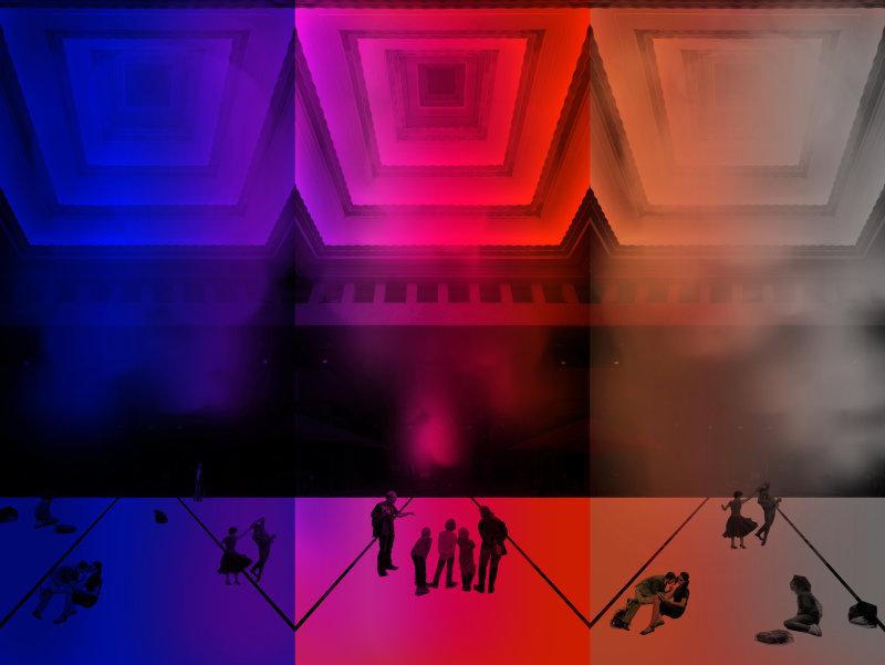 L'Envers du décor - Collectif Cigüe - L'envers du Décors © Palais de la Porte Dorée, tous droits réservés.