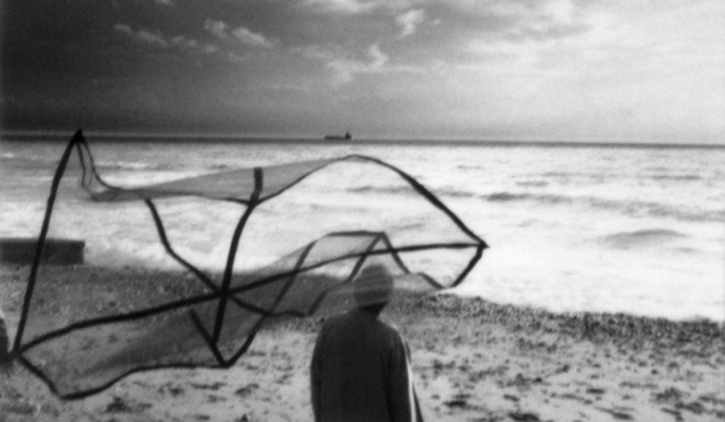 Corinne MERCADIER (1955), Carré lunaire III, série « Longue Distance », 2005
