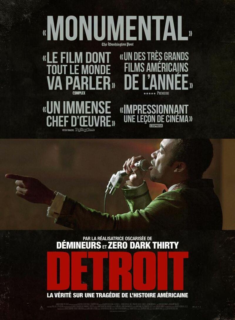 Détroit - Allociné