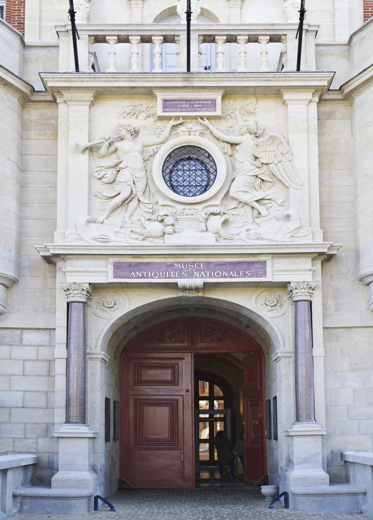 Devant porte musée 2016 (c) MAN - Valorie Gô