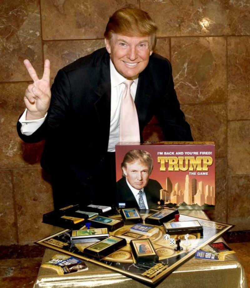Donald Trump et son jeu