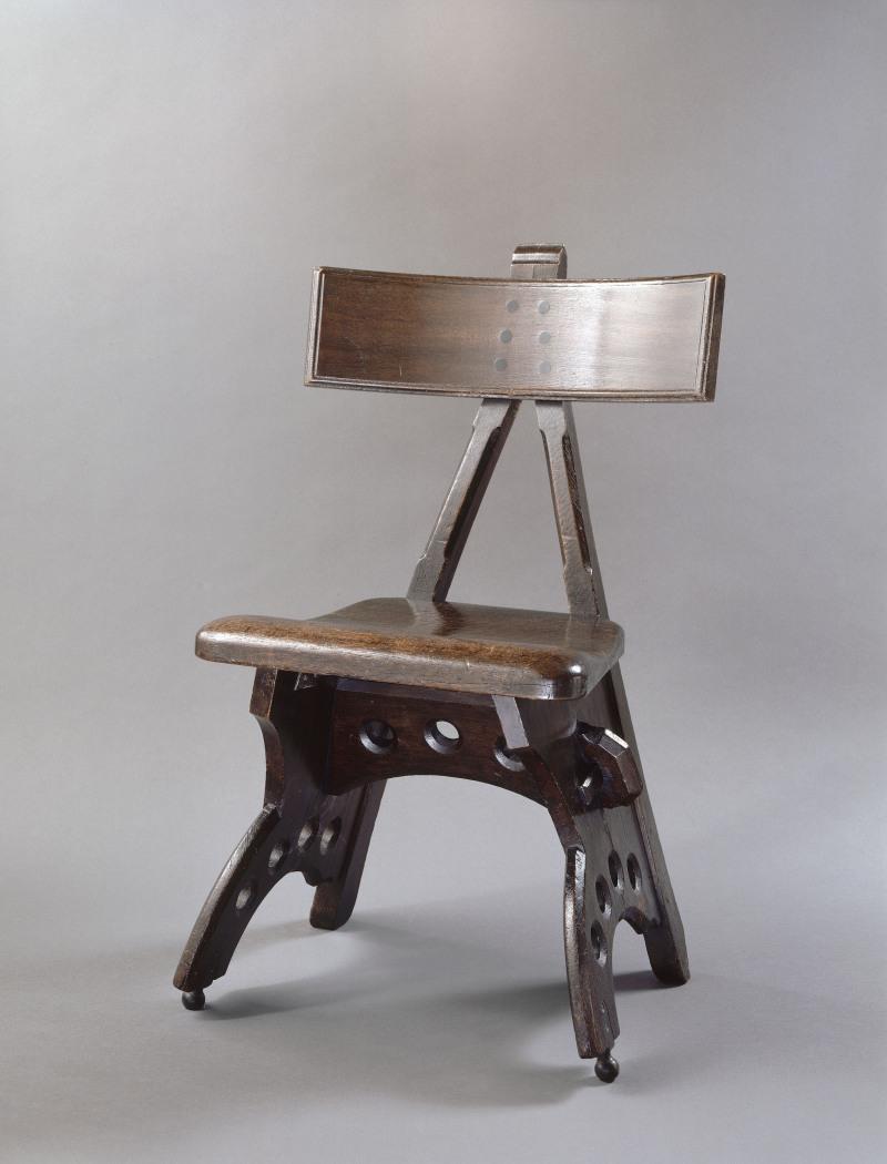 Pugin Welby Edward (1834-1875). Paris, musée d'Orsay. OAO981.