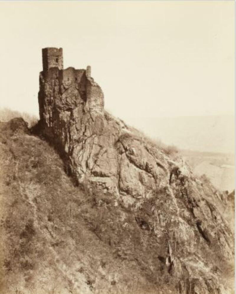 Adolphe Braun, Château du Girsberg, 1859
