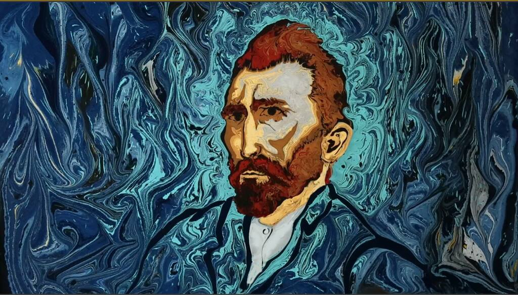 Garip Ay - Van Gogh