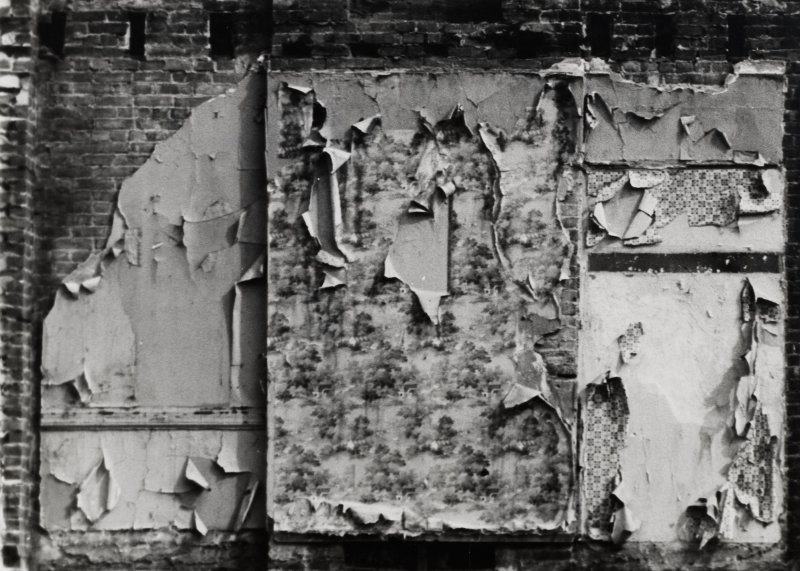 Gordon Matta-Clark, Bronx Floor : Boston Road, 1972