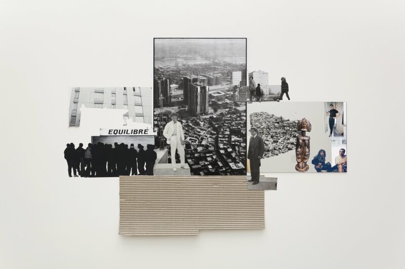 Kader Attia, Modern Architecture Genealogy, 2014